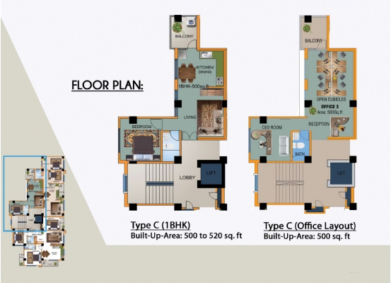 Residential Layout